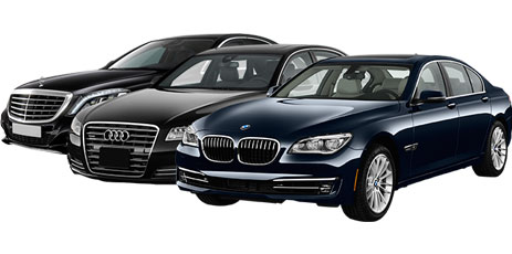 Armoured Mercedes-Benz S Class, armoured Aston Martin Rapide and armoured BMW 7 Series, бронированные автомобили