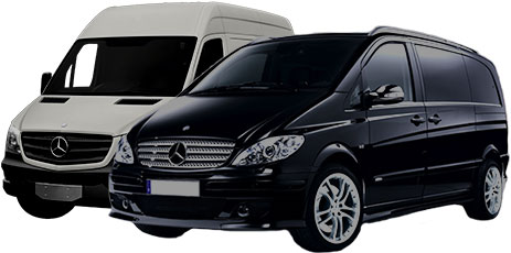 Armoured Mercedes-Benz Sprinter and armoured Mercedes-Benz Viano, Бронированный Mercedes